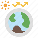 earth, ecology, effect, environment, global, greenhouse, warming