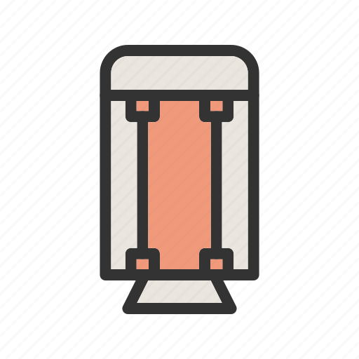 boiler, carbon, fire, heater, hot, smoke, temperature icon