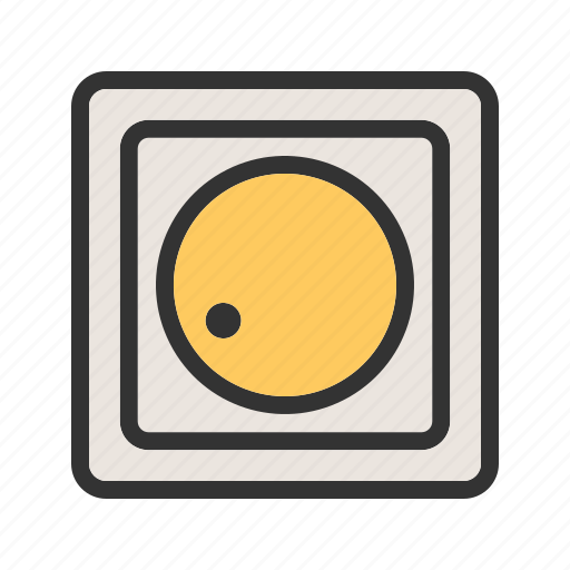 control, digital, equalizer, object, regulator, switch, temperature icon