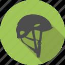 climb, climbing, equipment, helmet, security, sport icon