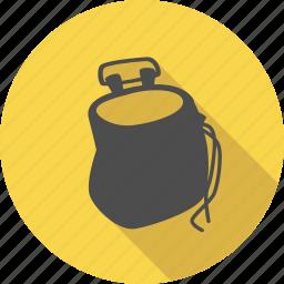 bag, climb, climbing, eqipment, magnesium, sport icon