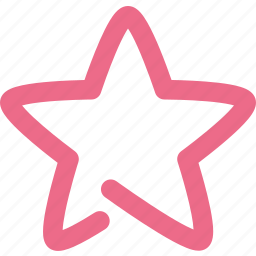 achievement, bookmark, favorite, rating, star icon