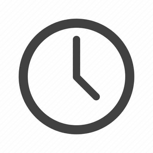 clock, date, line, time, wall, watch, watches icon