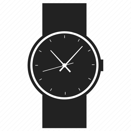 alarm, clock, time, timer, wait, watch, wristwatch icon