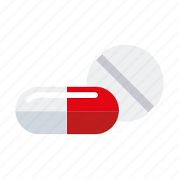 capsule, drug, healthcare, medical, medicine, pharnmacy, pill icon