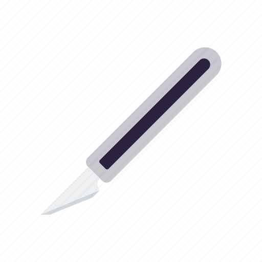 equipment, healthcare, knife, medical, scalpel, surgery icon