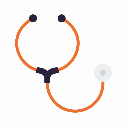 check up, equipment, examoination, healthcare, medical, stethoscope icon