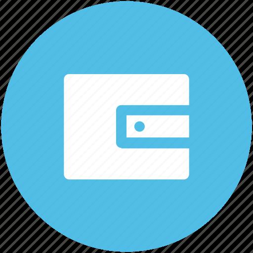billfold wallet, card holder, cash wallet, money wallet, purse, wallet icon
