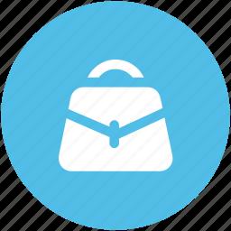 bag, briefcase, business bag, carryall, laptop bag, school bag, suitcase icon