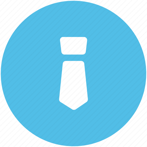 businessman, formal, necktie, official, tie, uniform icon