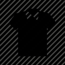polo shirt, shirt, sports shirt, summer clothes, t-shirt icon