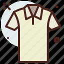 apparel, polo, shirt, shop icon
