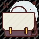 apparel, crossbody, purse, shop icon