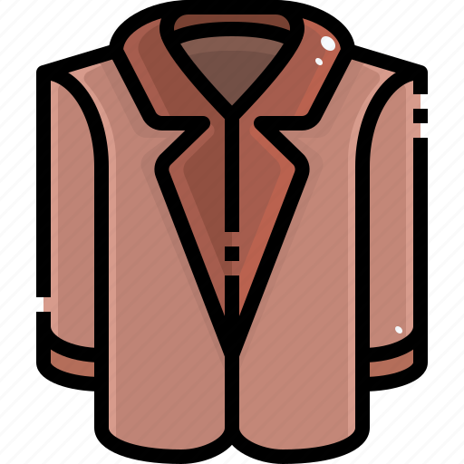 Cardigan, clothes, clothing, garment, overcoat, shirt, winter icon - Download on Iconfinder