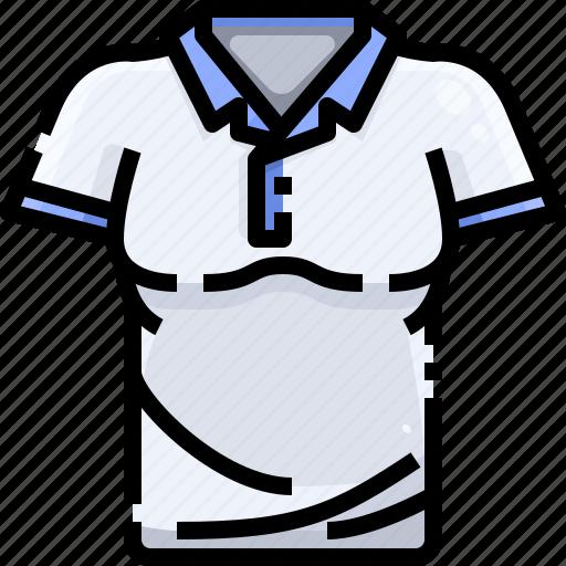 fashion, fit, shirt, slim, t icon