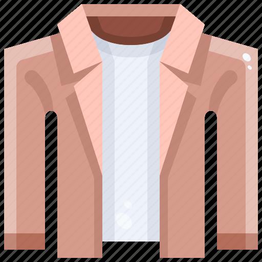 clothing, coat, fashion, garment, jacket, overcoat, winter icon