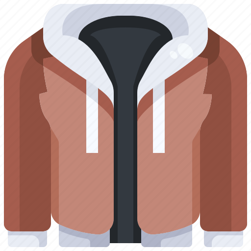 Clothes, clothing, fashion, hood, hoodie, jacket, winter icon - Download on Iconfinder