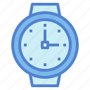 clocks, date, timer, wristwatch icon