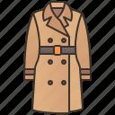 coat, fashion, long, style, winter icon
