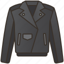 casual, clothes, fashion, jacket, leather