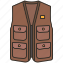 clothes, jacket, outdoor, pockets, vest