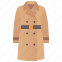coat, fashion, long, style, winter