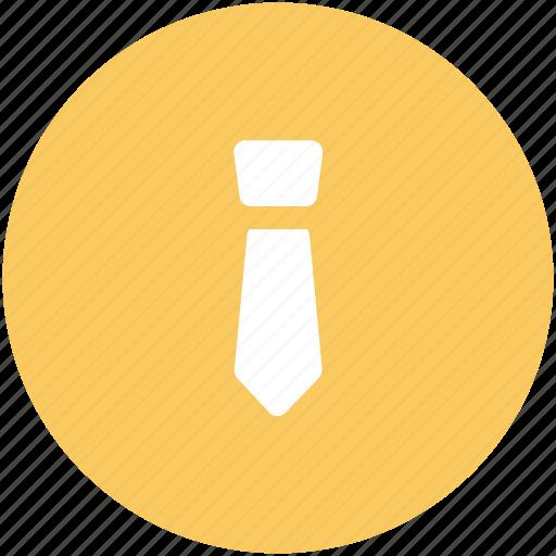 businessman, formal, necktie, official, tie, uniform icon