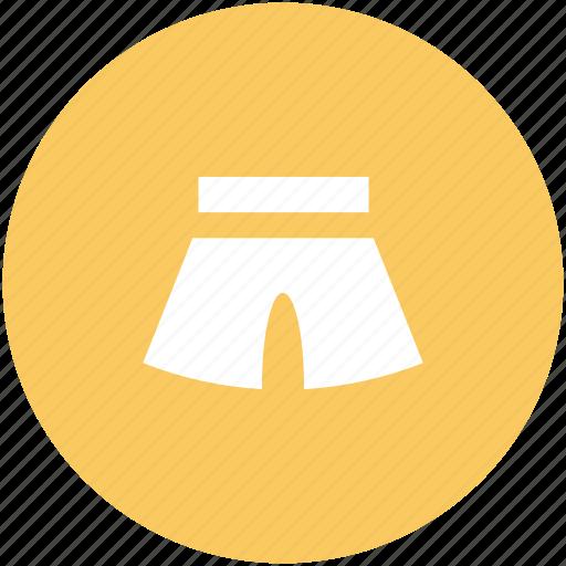 beach wear, breeches, shorts, swim clothing, swimwear, woman shorts icon