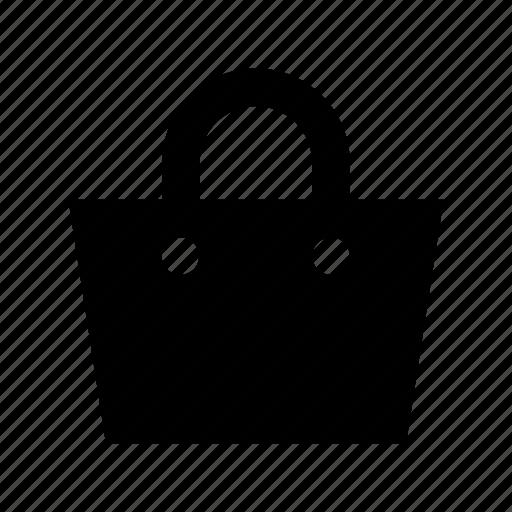 bag, fashion bag, shoulder bag, tote bag, women bag icon
