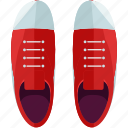 clothes, clothing, fashion, footwear, shoes, sneakers icon