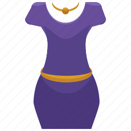 clothes, clothing, dress, fashion, fitting, form icon