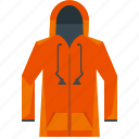 hoodie, clothes, clothing, fashion, jacket, sweatshirt icon