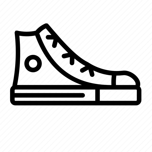 clothes, footgear, footwear, gumshoes, shoes icon