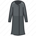 clothes, clothing, coat, fashion, winter icon