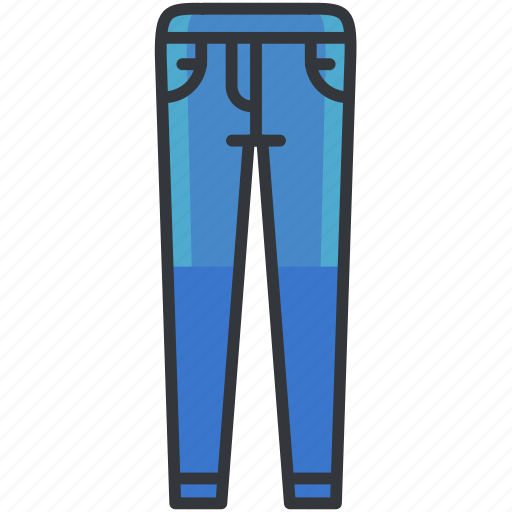 Clothes, clothing, fashion, jeans icon - Download on Iconfinder