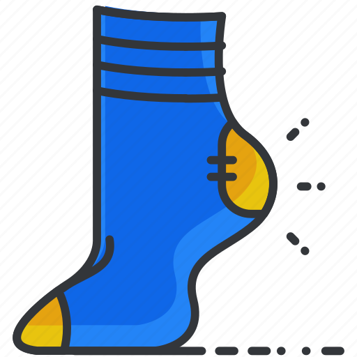 clothes, clothing, fashion, sock icon