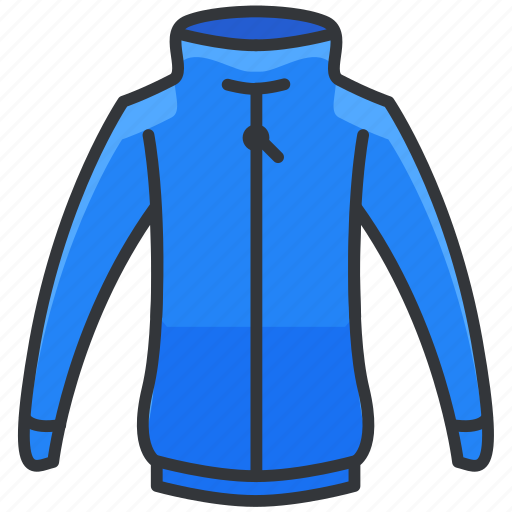 Clothes, fashion, jacket, sports icon - Download on Iconfinder
