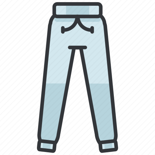 Clothes, fashion, sweatpants, trousers icon - Download on Iconfinder