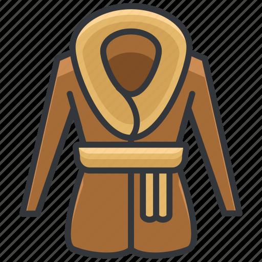 clothes, coat, fashion, tie, winter icon