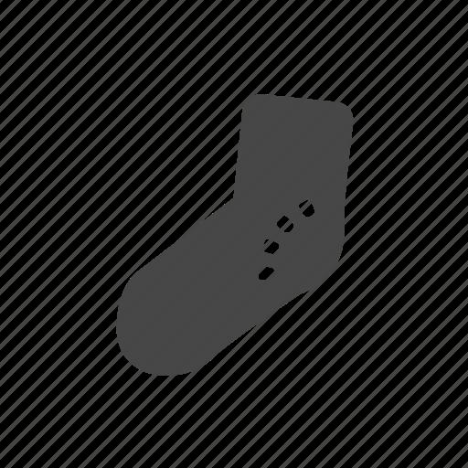clothes, socks icon