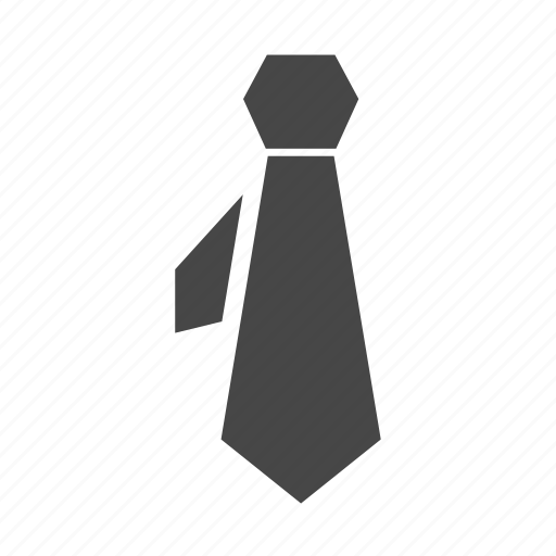 elegant, formal, tie icon