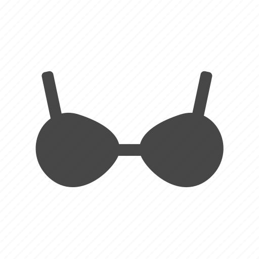 bikini, bra, underwear icon