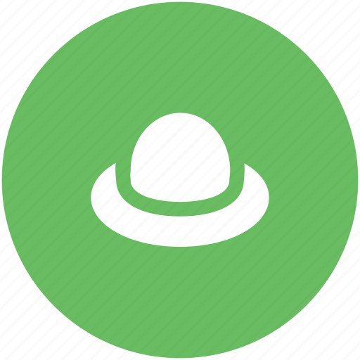 cowboy hat, fedora hat, floppy hat, hat, headwear, straw hat, summer hat icon