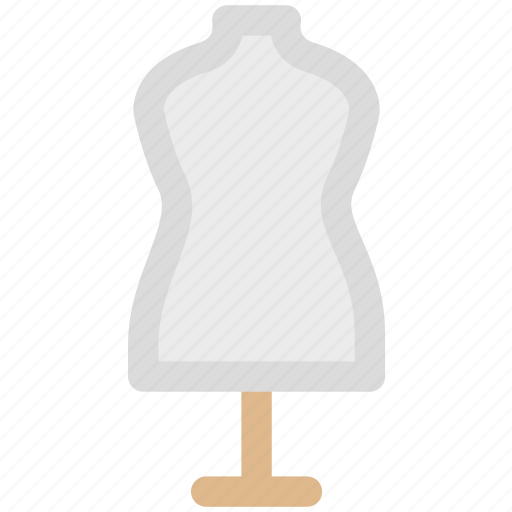 clothes, clothing, model icon