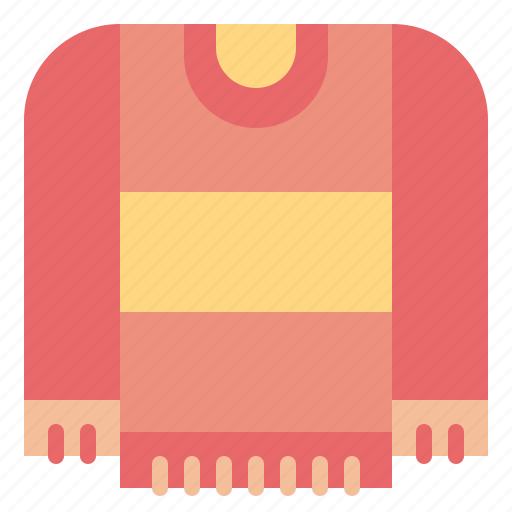 Clothing, garment, sweater icon - Download on Iconfinder
