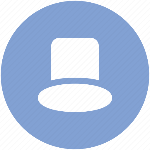 hat, magic hat, magic top hat, magician cap, magician hat icon