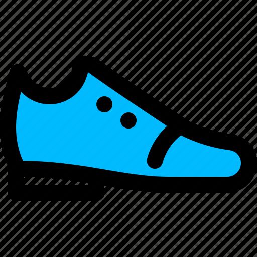 footwear, formal, shoe icon