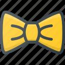 bow, elegant, tie