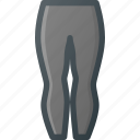 cloth, leggings, sport, stretch icon