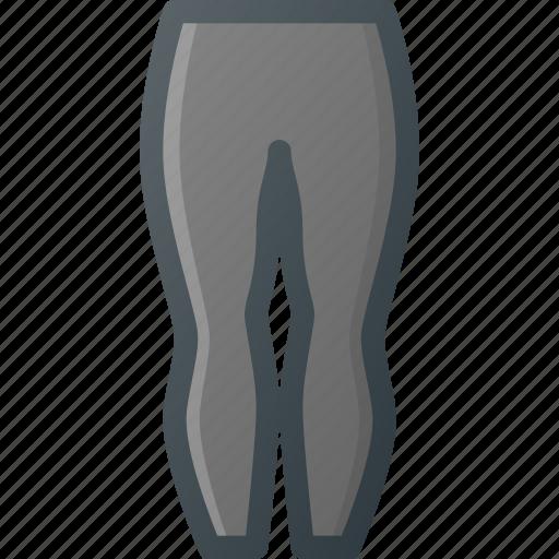 cloth, leggings, sport, stretch icon